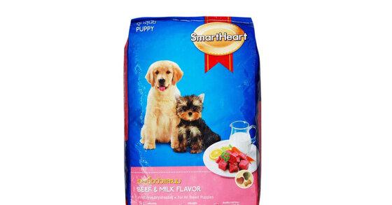 Thức ăn cho chó Smartheart có ưu điểm gì nổi bật?