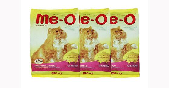 Thức ăn cho mèo Me-o của nước nào? Có tốt không?