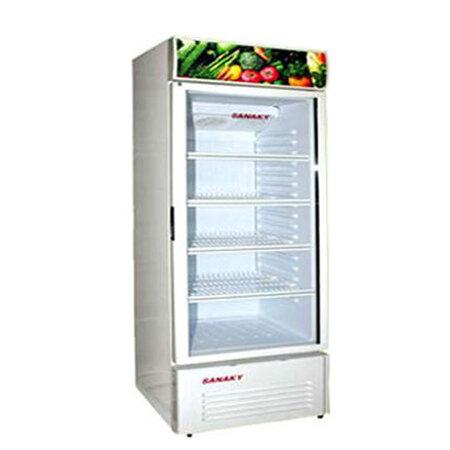 Thực phẩm luôn tươi ngon và an toàn với Tủ mát Sanaky VH-401K