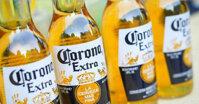 Thùng bia Corona Extra 24 chai 355ml của Mexico giá bao nhiêu tiền ?
