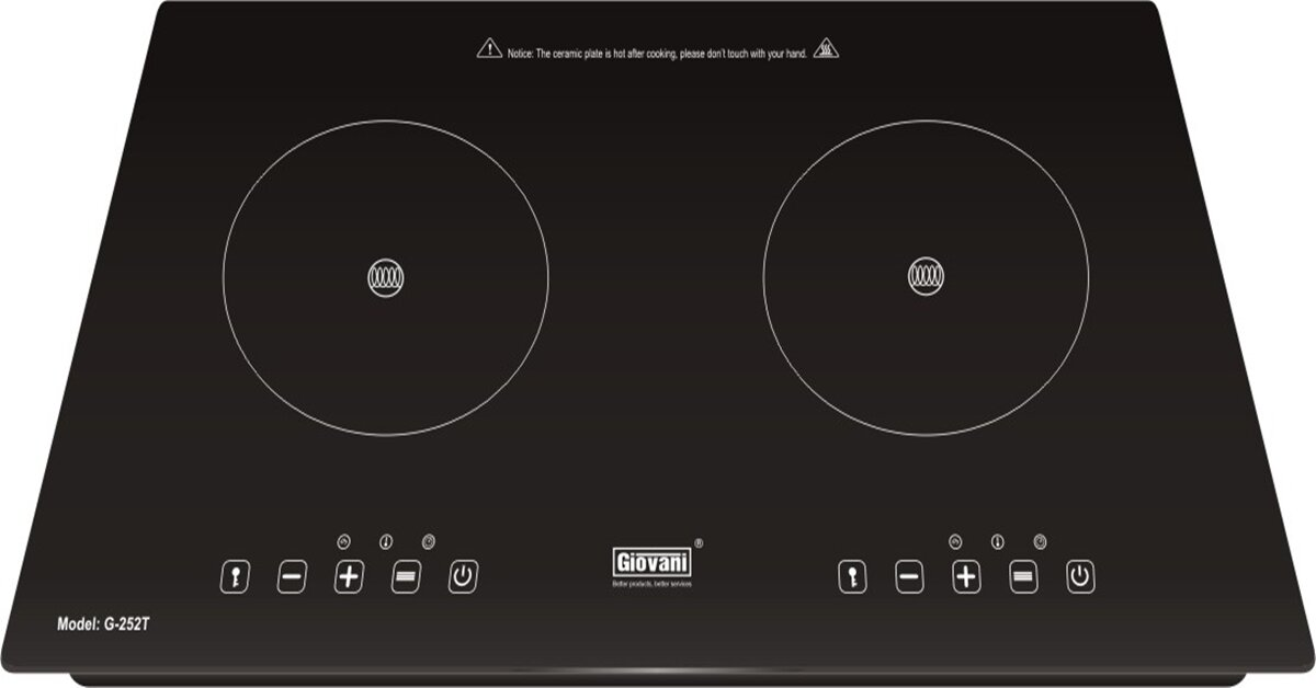 Thương hiệu bếp từ Giovani có những ưu điểm nổi bật nào ?