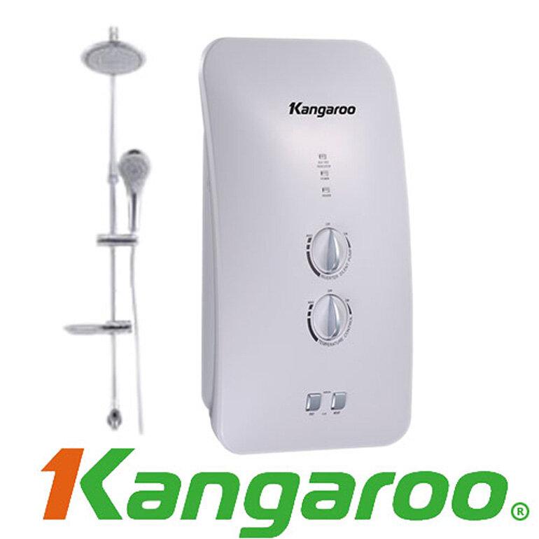 Thương hiệu bình nóng lạnh Kangaroo có phải của Việt Nam sản xuất ?