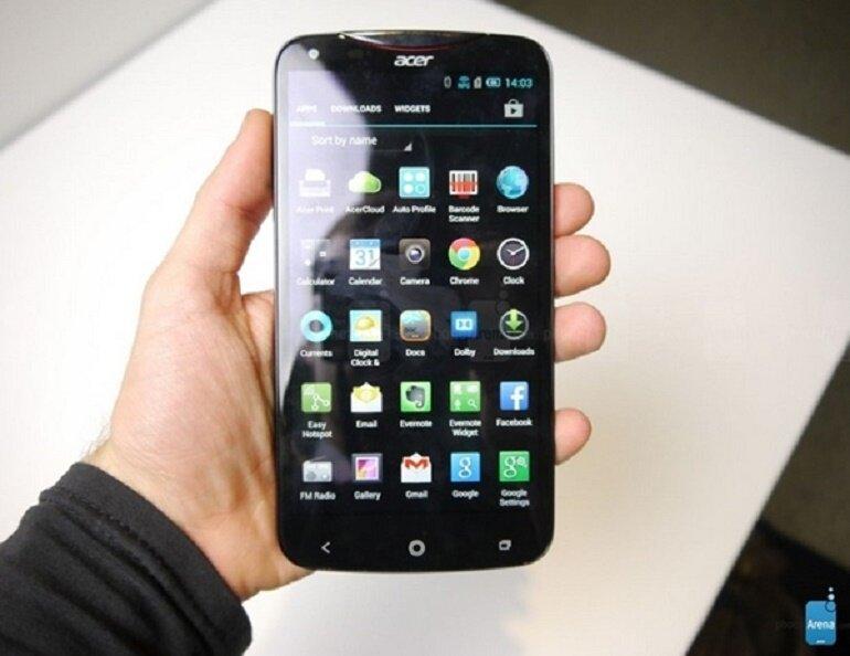 Thương hiệu điện thoại Acer của nước nào sản xuất?