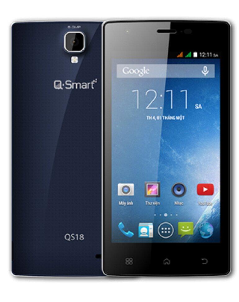 Thương hiệu điện thoại Q-Smart của nước nào sản xuất?