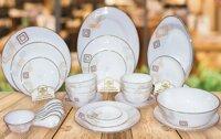 Thủy tinh ngọc là gì? 5 bộ bát đĩa cao cấp đẹp nhất giá từ 300k