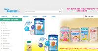 Thuylebabyshop.com – Chuyên bán buôn bán lẻ các loại sữa, đồ chơi đồ dùng chính hãng cho mẹ và bé