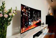 Ti vi màn hình cong có những lợi thế gì ?