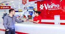 Tích điểm 2% tại Vinpro vào thẻ VinID – yên tâm mua sắm điện máy chính hãng