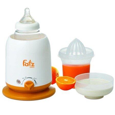 Tiện lợi hơn với máy hâm sữa Fatzbaby FB3002SL