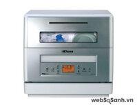 Tiết kiệm chi phí với máy rửa bát Daiwa DWA-1620S