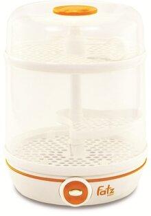 Tiết kiệm thời gian với máy tiệt trùng bình sữa FatzBaby FB4002SB