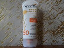Review kem chống nắng Aveeno natural Protection Lotion sunscreen