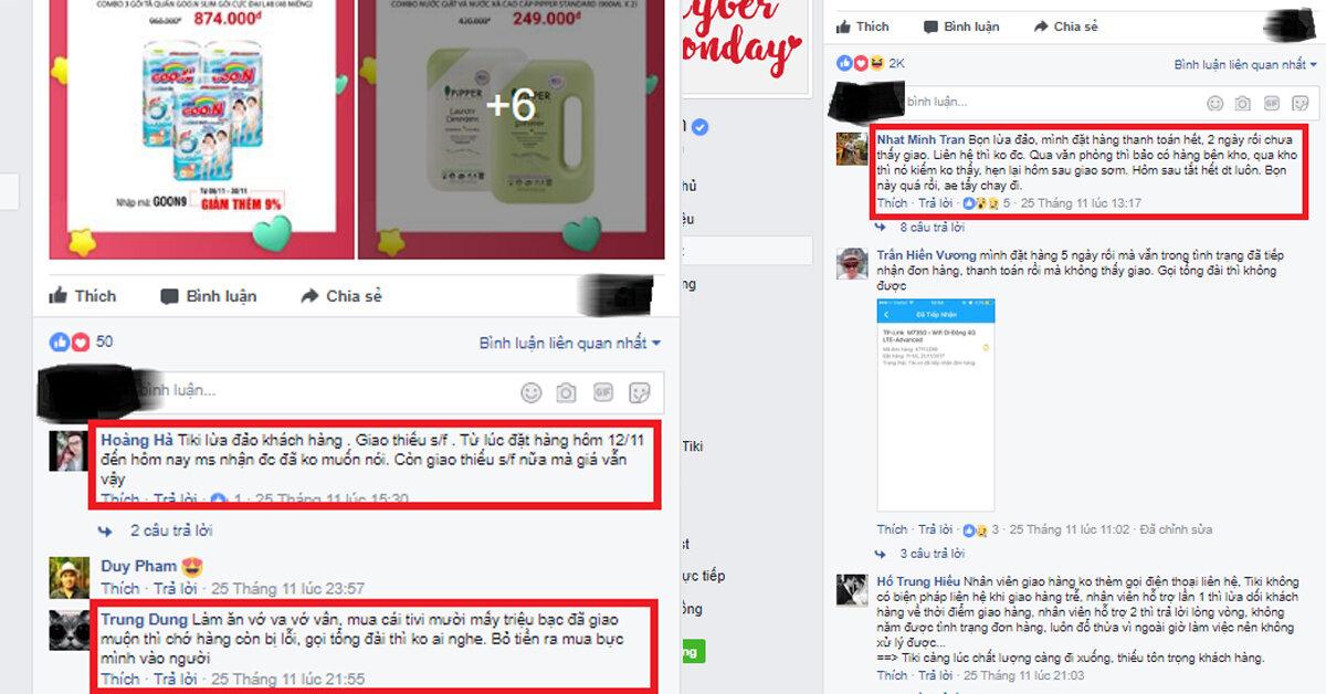 """""""Tiki.vn giảm giá xong giá vẫn cao hơn thị trường"""" phải chăng tiki.vn lừa đảo ?"""