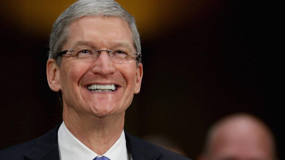 Tim Cook ủng hộ 50.000 cổ phiếu Apple cho quỹ từ thiện