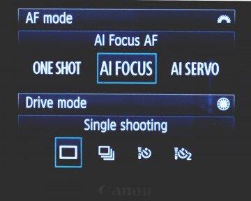 Tìm hiểu các chế độ tự động lấy nét của máy ảnh