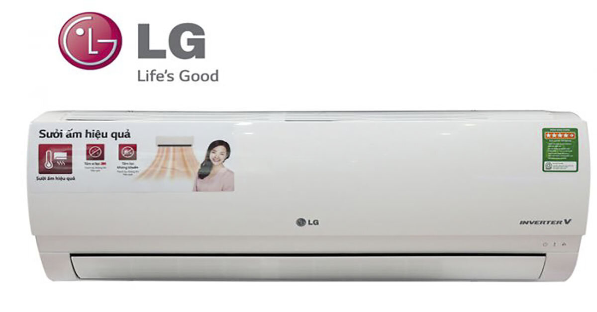 Tìm hiểu công nghệ inverter trên điều hoà LG