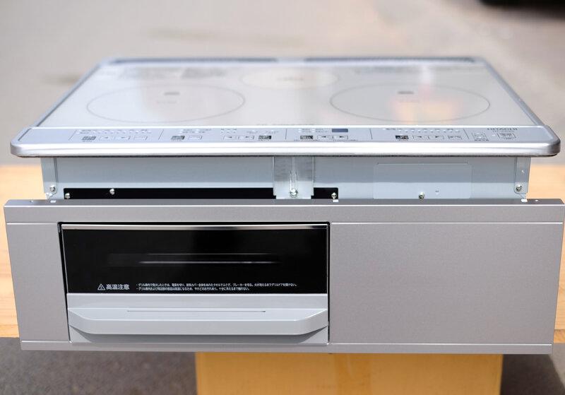 Tìm hiểu ưu nhược điểm của dòng bếp từ Nhật mới nhất Hitachi HT K60S