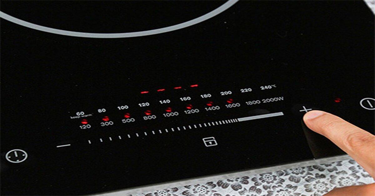 Tìm hiểu về các loại bảng điều khiển trên bếp điện từ và bếp hồng ngoại