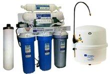 Tìm hiểu về các lõi lọc nước trong máy lọc nước RO