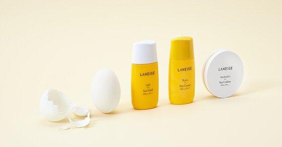 Tìm hiểu về các sản phẩm kem chống nắng Laneige