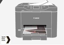 Tìm hiểu về các tính năng nổi bật của dòng máy in Canon Maxify