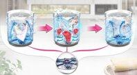 Tìm hiểu về công nghệ đấm nước và 3 mâm giặt phụ Punch+3 trên máy giặt lồng đứng LG
