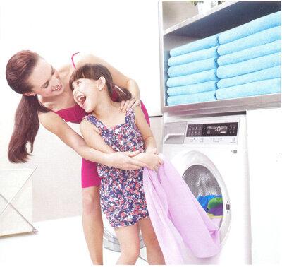 Tìm hiểu về công nghệ Turbowash trên máy giặt LG