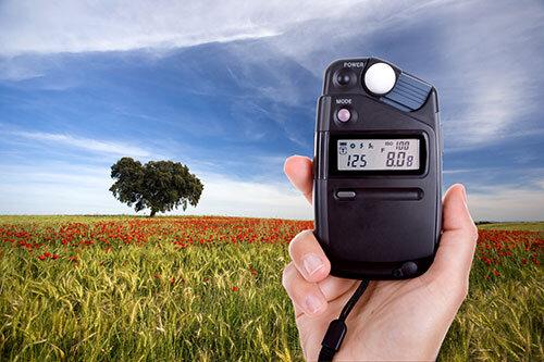 Tìm hiểu về dụng cụ đo sáng của máy ảnh