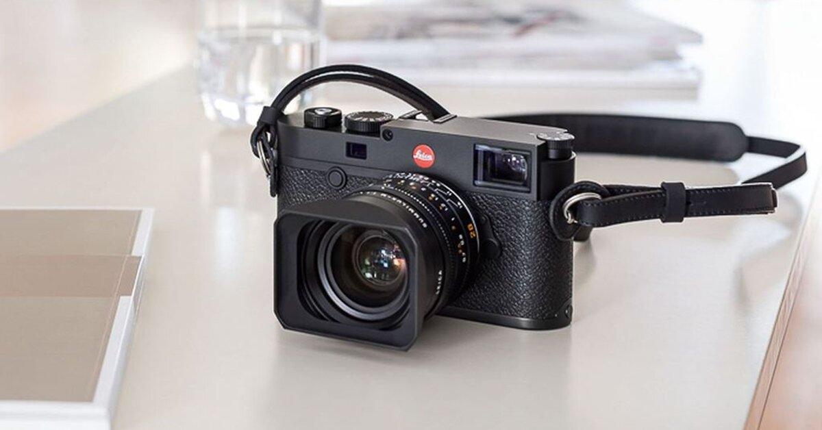 Tìm hiểu về máy ảnh Leica: Tại sao lại đắt? Dùng có tốt không?