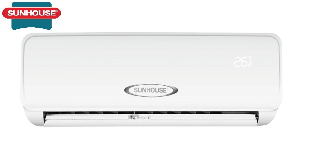 Tìm hiểu về máy lạnh Sunhouse SHR-AW12C110: điều hòa 1 chiều 12000BTU giá rẻ cho mùa hè năm 2019
