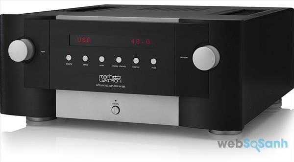 Tìm hiểu về thiết bị Amply hay Amplifier trong dàn âm thanh