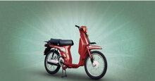 Tìm hiểu về xe máy Honda SH đời đầu: năm 1984