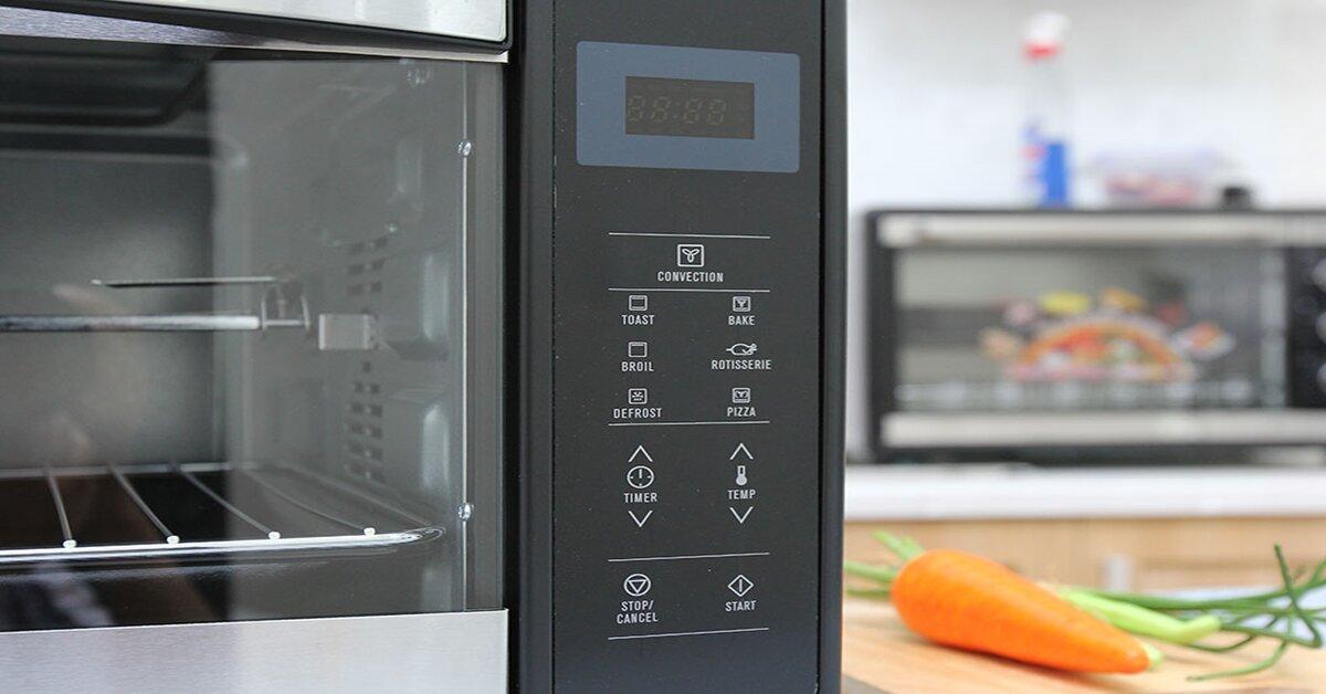 Tính năng của lò nướng Electrolux 38l, giá lò nướng Electrolux 38l bao nhiêu tiền ?
