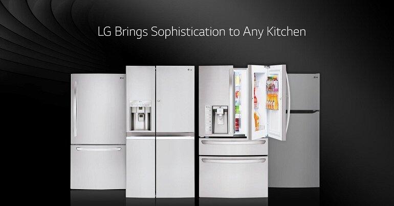 Tình trạng không đóng đá trên tủ lạnh LG phải xử lý như thế nào?
