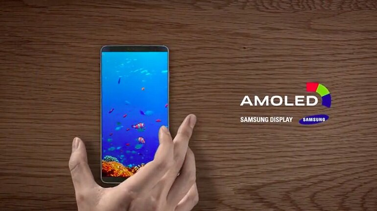Tình trạng màn hình AMOLED trên điện thoại Samsung bị ám vàng phải xử lý như thế nào