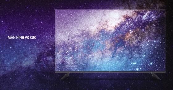 Tivi 4K Casper 65 inch ASTER SERIES 65UG6000 có là lựa chọn tốt?