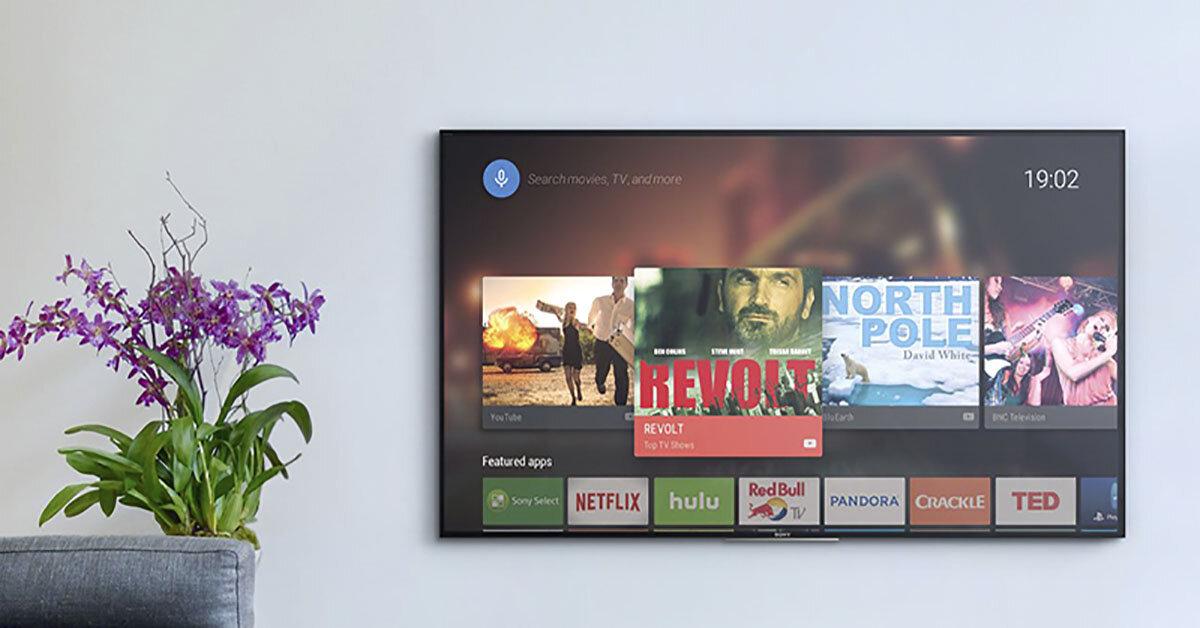 Tivi 4K Sony sự lựa chọn hoàn hảo nhất trong năm 2018