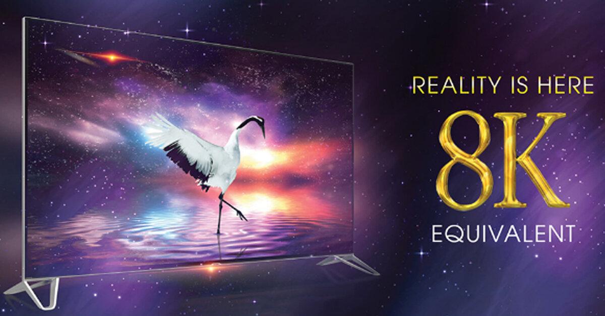 Tivi 8K là gì ? Có nên mua tivi 8K không ? Mua tivi 8K nào tốt nhất ?