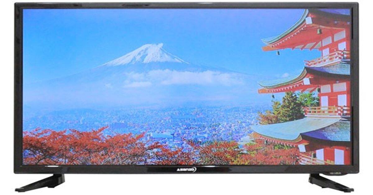 Tivi Asanzo 32 inch có những loại nào ? Giá bao nhiêu tiền ?