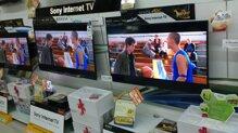 Tivi giảm giá mạnh cận Tết Nguyên Đán 2015