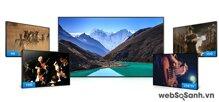 Tivi LED 3D Samsung UA50HU7000K: cập nhật công nghệ mới nhất mà không tốn tiền