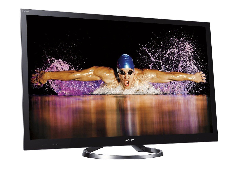 Tivi LED 3D Sony KDL-55W804A, xem phim thú vị với kích thước màn hình 55 inch