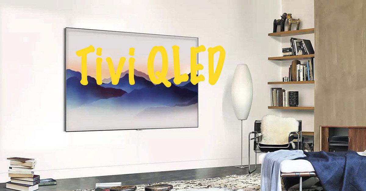 Tivi QLED 2018 dẫn đầu về công nghệ – Cuộc chạy đua không ngừng nghỉ