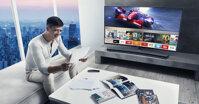 """Tivi QLED và OLED giải quyết bài toán """"độ tương phản màn hình"""" như thế nào ?"""