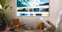Tivi Samsung QLED Q7F 2018: Sự lựa chọn hoàn hảo hơn của mọi gia đình