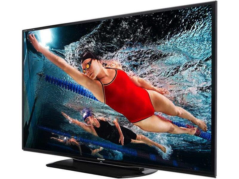 Tivi Sharp LC-LE757U không thực sự thuyết phục được người dùng