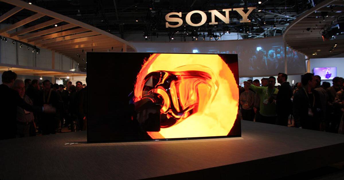 Tivi Sony OLED KD-55A1: sự lựa chọn tuyệt vời cho người dùng