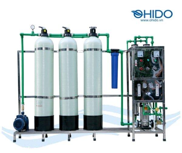 Máy lọc nước công nghiệp Ohido