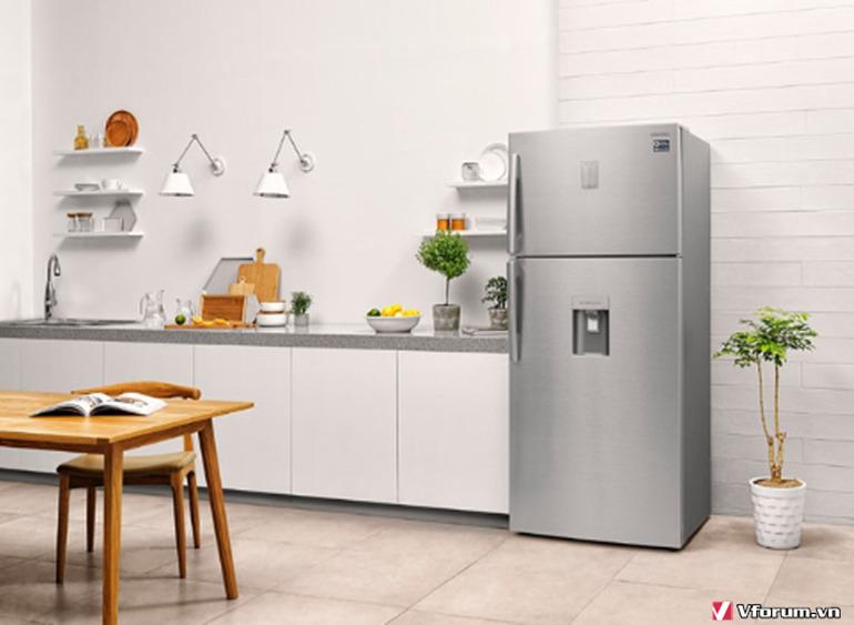 Chọn vị trí kê tủ lạnh phù hợp
