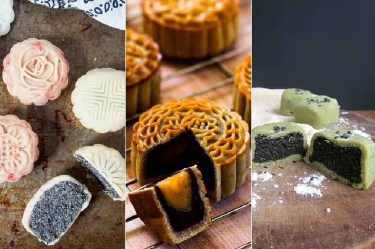 Cách làm bánh Trung Thu đơn giản chỉ bằng bột mì đa dụng và mật ngô